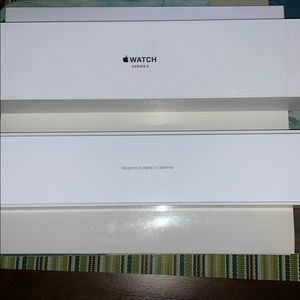 Apple Watch series 3 Box